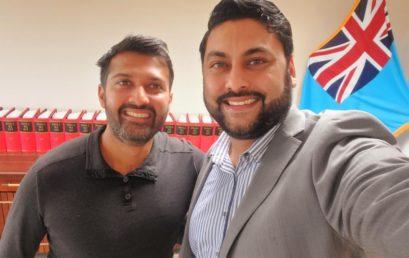 My good friend Niven Prasad