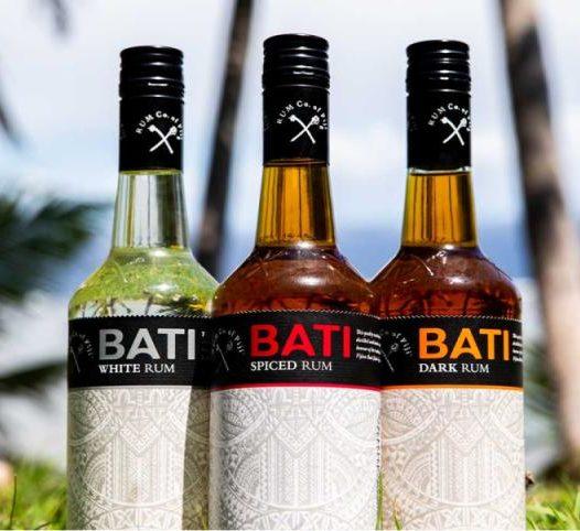 Enough said, I'm a big fan of Fijian Rum.